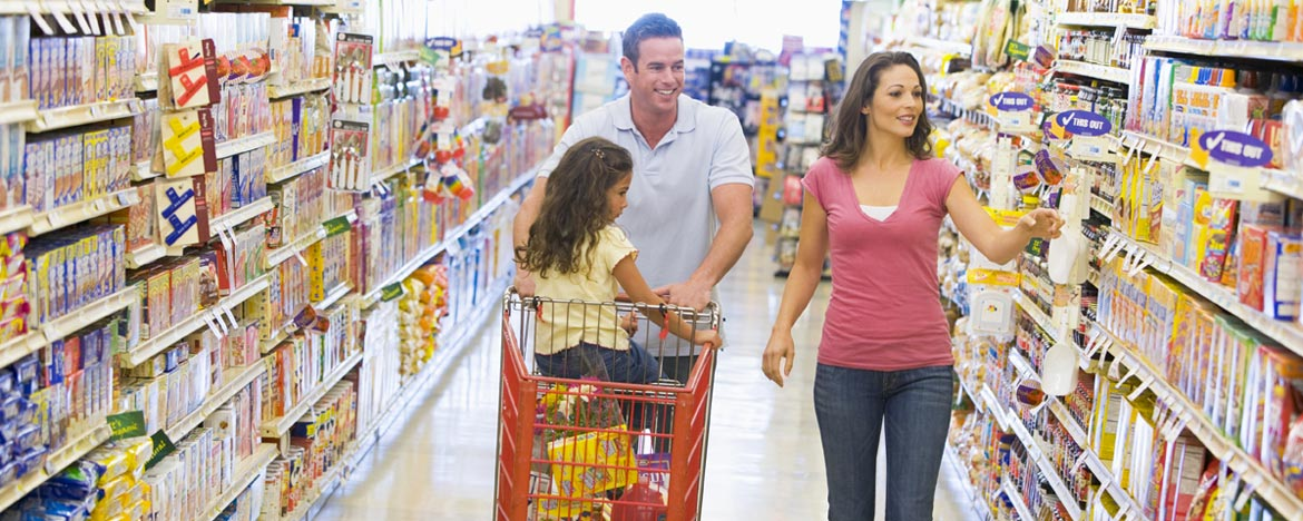 Save 5% Off Your Groceries, Household Products And More